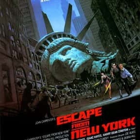 Escape from New York is listed (or ranked) 15 on the list The Best Action Movies of the 1980s
