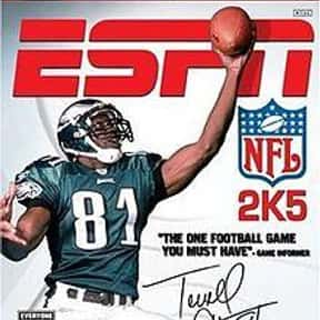 ESPN NFL 2K5 is listed (or ranked) 2 on the list The Best American Football Games of All Time