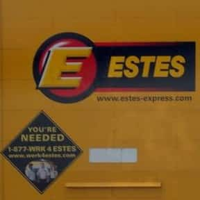 Estes Express Lines is listed (or ranked) 16 on the list Companies Headquartered in Virginia