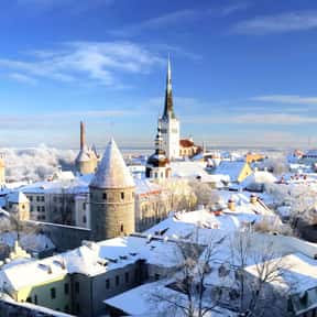 Estonia is listed (or ranked) 11 on the list The Best Countries to Visit in Winter