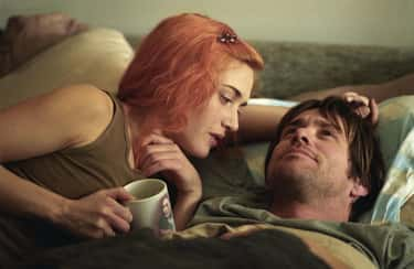 Jim Carrey and Kate Winslet in is listed (or ranked) 2 on the list The Best Independent Films Starring Huge Hollywood Actors