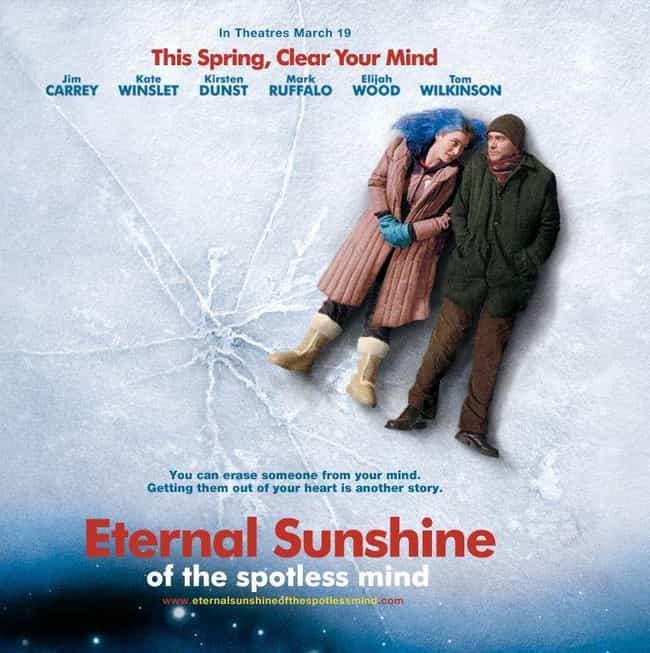 Eternal Sunshine of the Spotle... is listed (or ranked) 8 on the list What to Watch If You Love Black Mirror