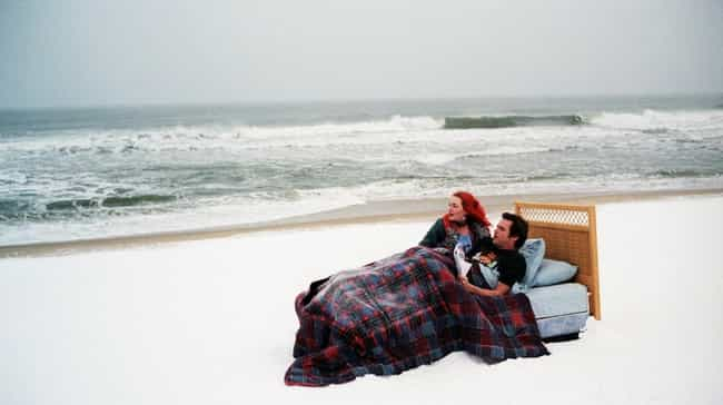 Eternal Sunshine of the ... is listed (or ranked) 1 on the list Movies That Elicit Sorrow, And The Importance Of Feeling Sad