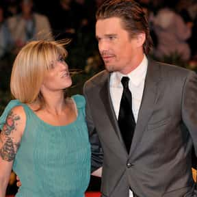Ethan Hawke Cheated On Uma Thu is listed (or ranked) 15 on the list Celebrities Who Were Caught Cheating