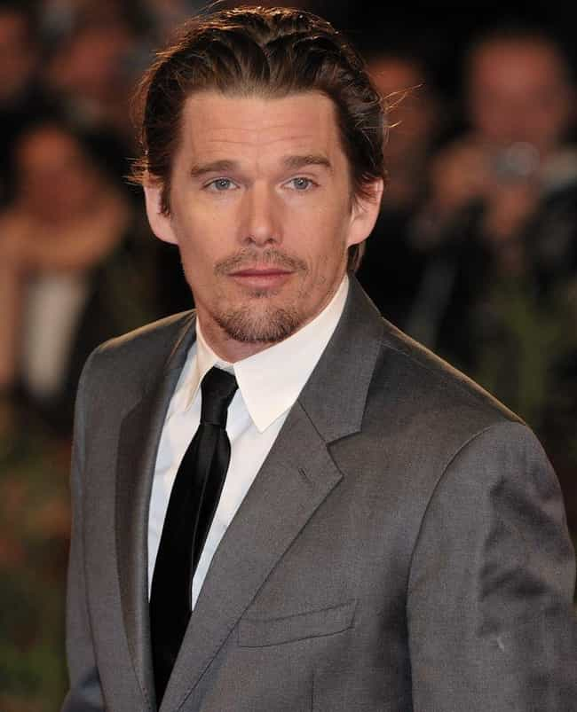 Ethan Hawke is listed (or ranked) 3 on the list Men Who Uma Thurman Has Dated