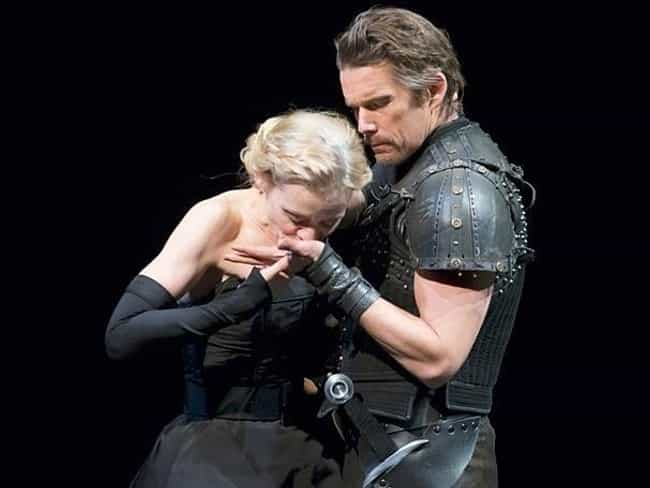 Ethan Hawke is listed (or ranked) 6 on the list 16 Actors Who Have Played Macbeth