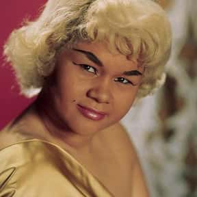 Etta James is listed (or ranked) 18 on the list The Greatest R&B Artists of All Time