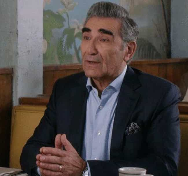 Eugene Levy is listed (or ranked) 1 on the list Who Will Win Best Actor In A Comedy At The 2019 Emmys?