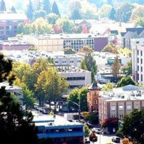 Eugene is listed (or ranked) 13 on the list America's Coolest College Towns