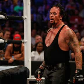 The Undertaker is listed (or ranked) 6 on the list The Best Current Wrestlers in the WWE
