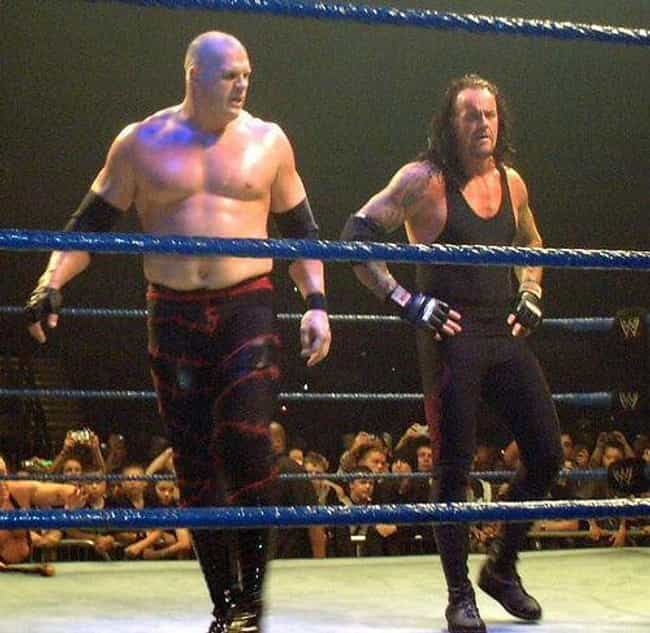 The Undertaker is listed (or ranked) 3 on the list Wild Behind The Scenes Secrets From WWE