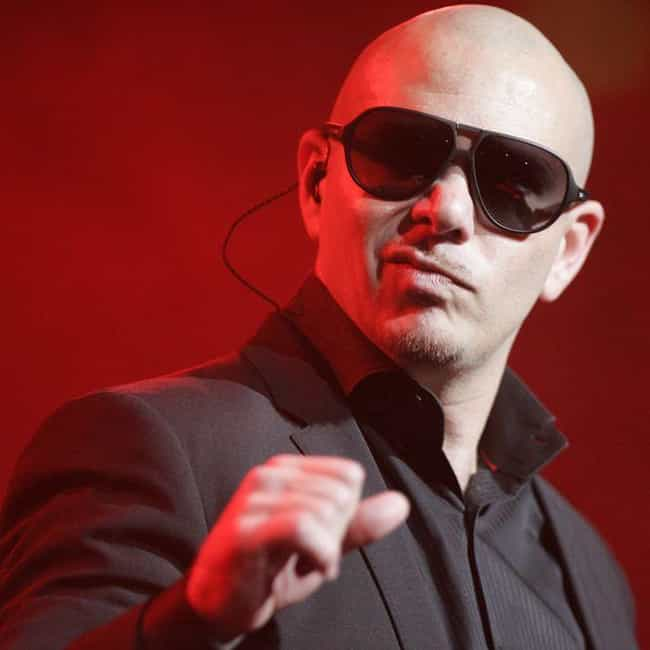 Pitbull is listed (or ranked) 2 on the list 25 Rappers Who Are Capricorns