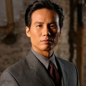 B. D. Wong is listed (or ranked) 25 on the list Guest Stars on Sesame Street