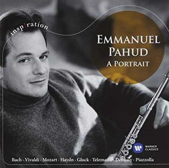 Emmanuel Pahud is listed (or ranked) 4 on the list The Hottest Male Classical Musicians