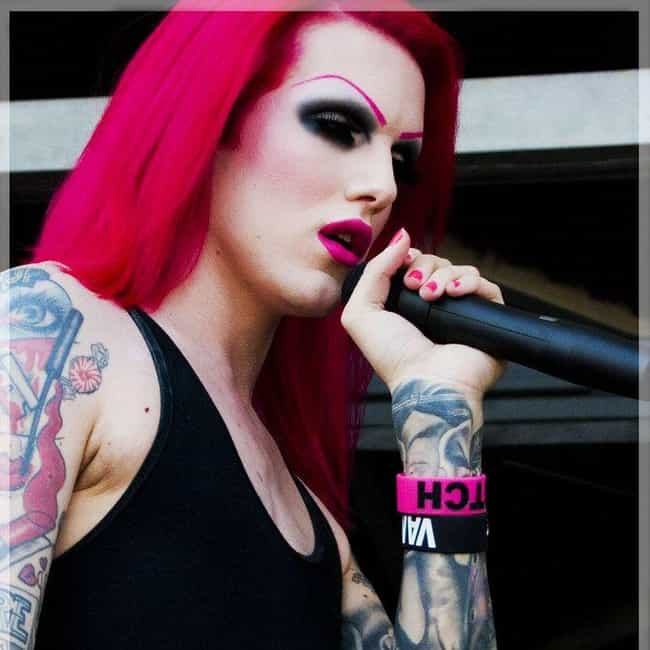 Jeffree Star is listed (or ranked) 2 on the list Famous YouTubers Who Are Scorpios