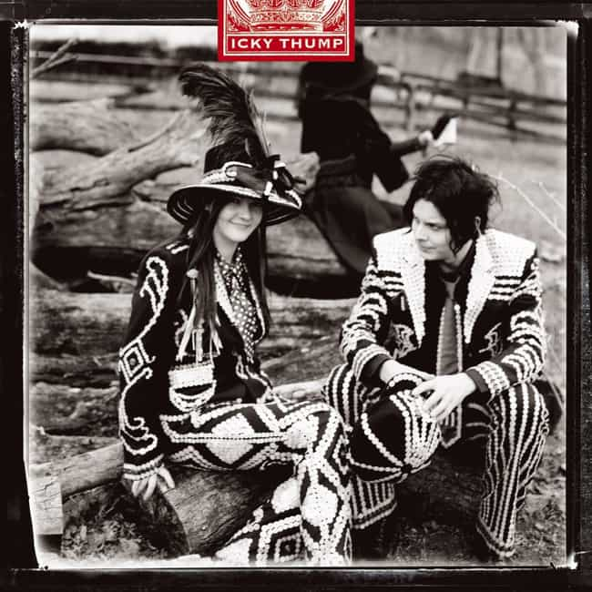 Icky Thump is listed (or ranked) 4 on the list The Best Jack White Albums, Ranked