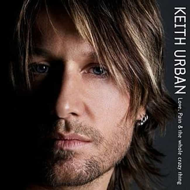 Love, Pain & The Who... is listed (or ranked) 5 on the list The Best Keith Urban Albums of All Time