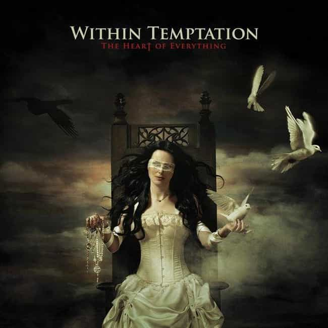The Heart of Everything is listed (or ranked) 3 on the list The Best Within Temptation Albums of All Time