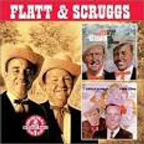 Hard Travelin' is listed (or ranked) 17 on the list The Best Lester Flatt & Earl Scruggs Albums of All Time