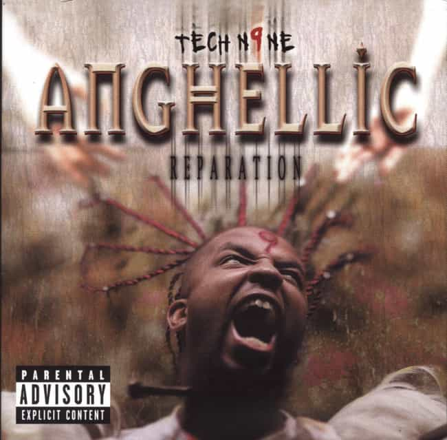 Anghellic is listed (or ranked) 4 on the list The Best Tech N9ne Albums of All Time