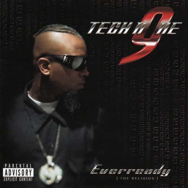 Everready is listed (or ranked) 1 on the list The Best Tech N9ne Albums of All Time