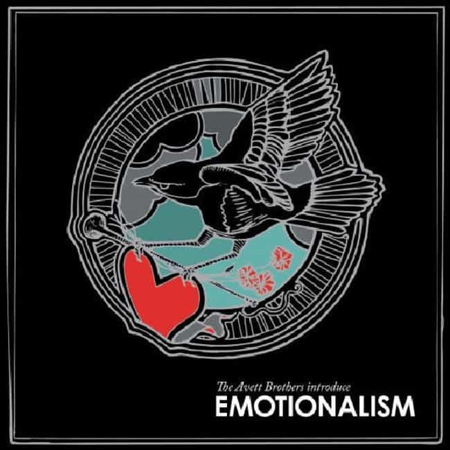 Emotionalism is listed (or ranked) 1 on the list The Best Avett Brothers Albums of All Time
