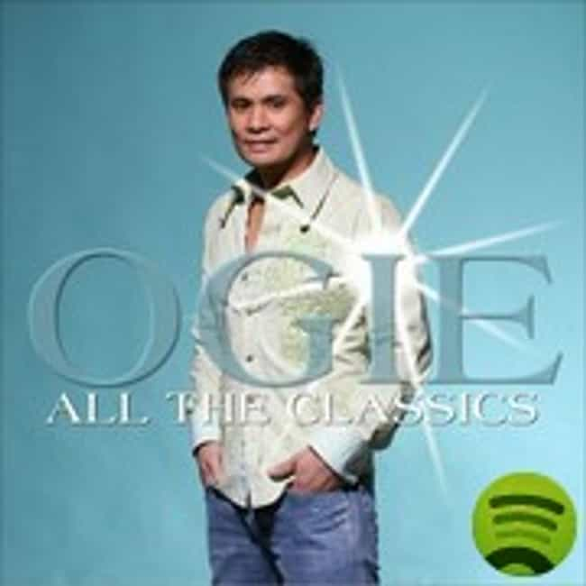 List of All Top Ogie Alcasid Albums, Ranked