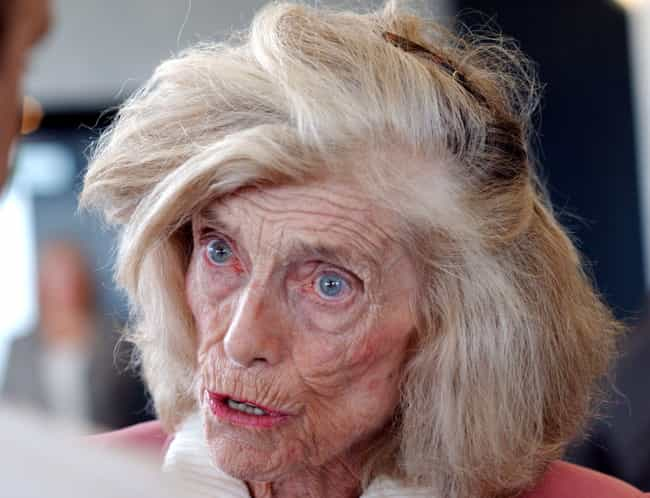 Eunice Kennedy Shriver is listed (or ranked) 4 on the list List of Famous Disability rights activists