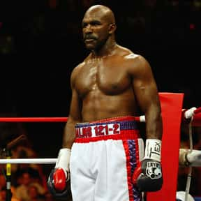 Evander Holyfield is listed (or ranked) 1 on the list The Best Cruiserweight Boxers of All Time