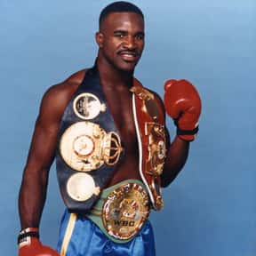 Evander Holyfield is listed (or ranked) 2 on the list The Best Boxers of the 1990s
