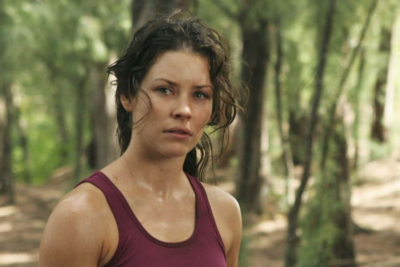 Evangeline Lilly - 'Lost' is listed (or ranked) 1 on the list Television Actors Who Publicly Dissed Their Own Hit Shows