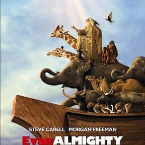 Evan Almighty is listed (or ranked) 19 on the list The Best Morgan Freeman Movies