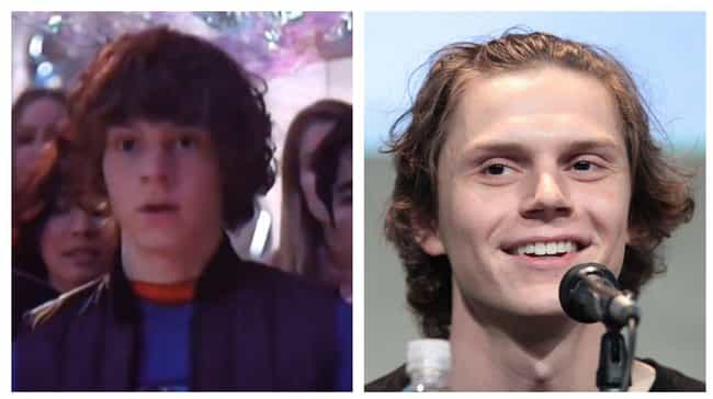 Evan Peters is listed (or ranked) 3 on the list The Cast Of 'Sleepover' - Where Are They Now?