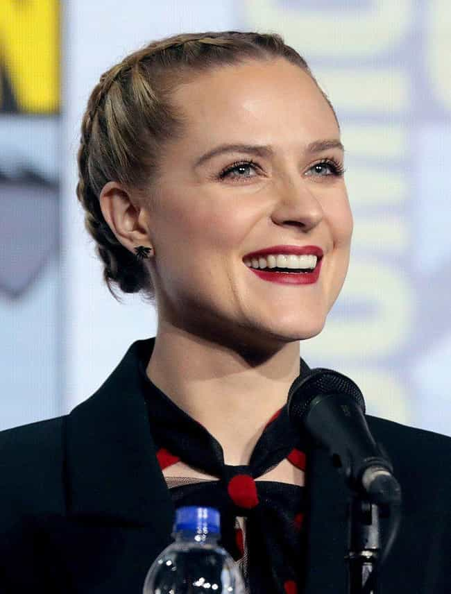 Evan Rachel Wood is listed (or ranked) 4 on the list The Most Beautiful Women with Strawberry Blonde Hair