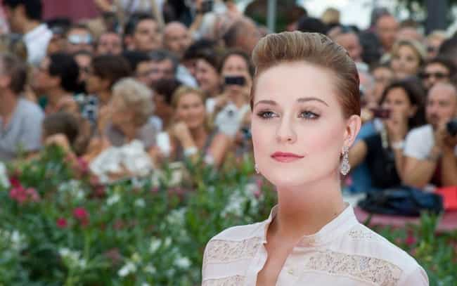 Evan Rachel Wood is listed (or ranked) 4 on the list 30 Actresses You Didn't Know Are Bisexual