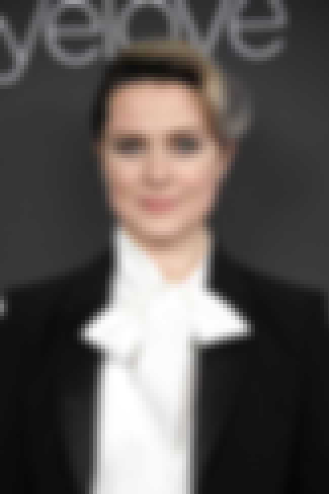 Evan Rachel Wood is listed (or ranked) 4 on the list Famous People Born in 1987