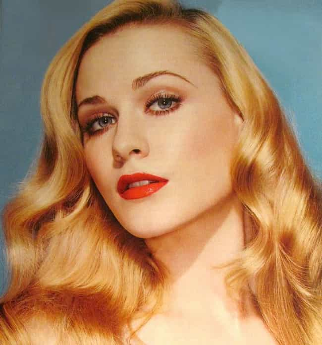 Evan Rachel Wood is listed (or ranked) 2 on the list Celebrities Born On Labor Day