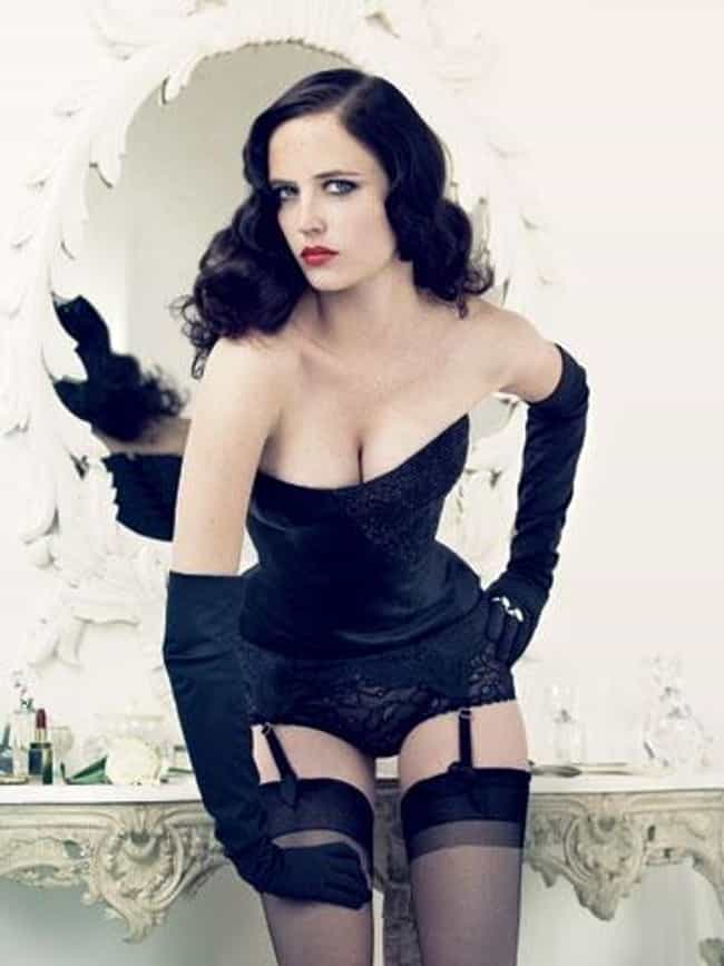 Eva Green is listed (or ranked) 4 on the list Hottest French Fashion Models