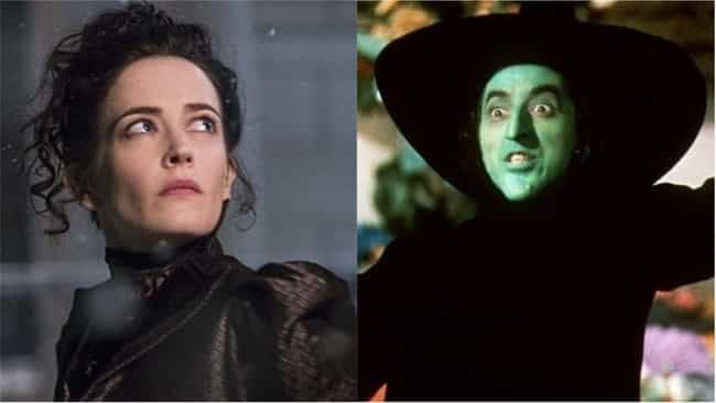Eva Green is listed (or ranked) 4 on the list Who Would Star In A Remake Of 'The Wizard Of Oz' Today?