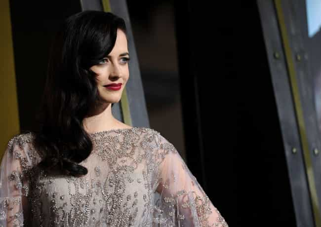 Eva Green is listed (or ranked) 2 on the list Camelot Cast List