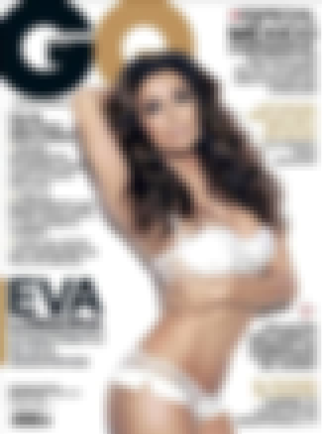 Eva Longoria is listed (or ranked) 4 on the list Hottest GQ Cover Girls of All Time ?