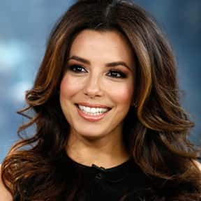 Eva Longoria is listed (or ranked) 9 on the list The Best Hispanic & Latina Actresses
