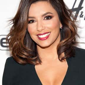 Eva Longoria is listed (or ranked) 8 on the list List of Famous Models