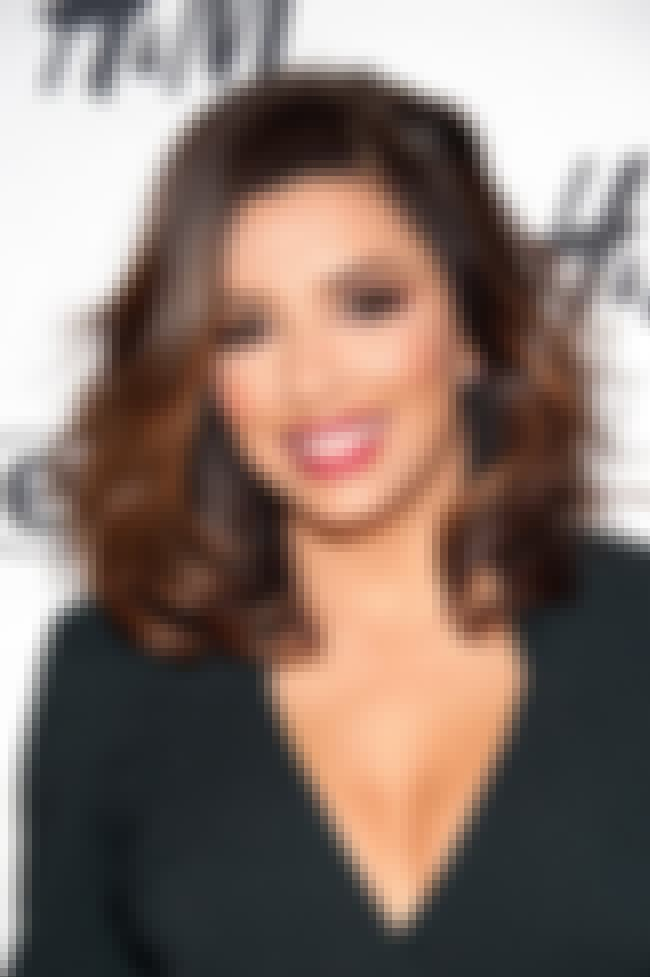Eva Longoria is listed (or ranked) 4 on the list List of Famous Philanthropists
