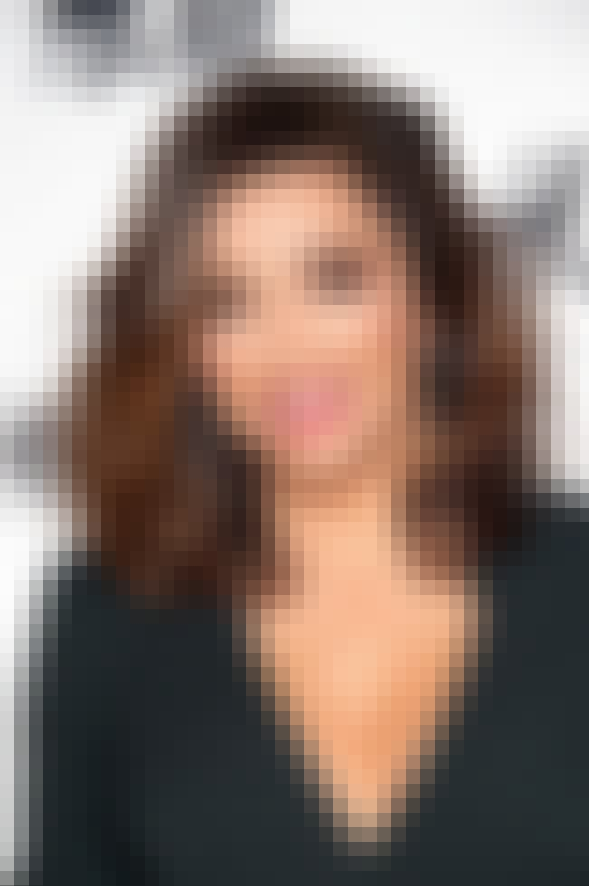 Eva Longoria is listed (or ranked) 4 on the list Famous Hispanic Actresses