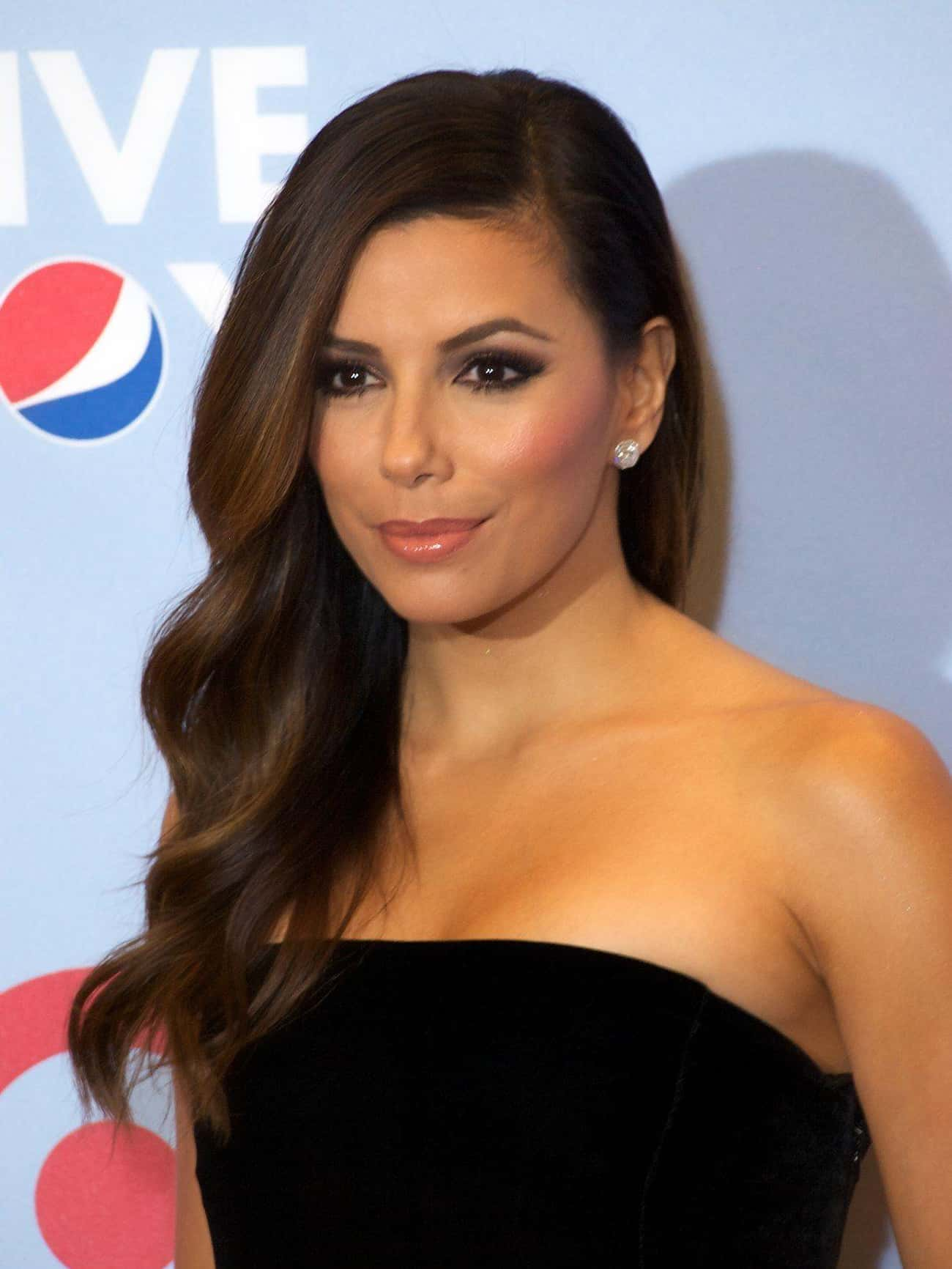 Eva Longoria is listed (or ranked) 4 on the list 20+ Celebrities Who Love To Cook