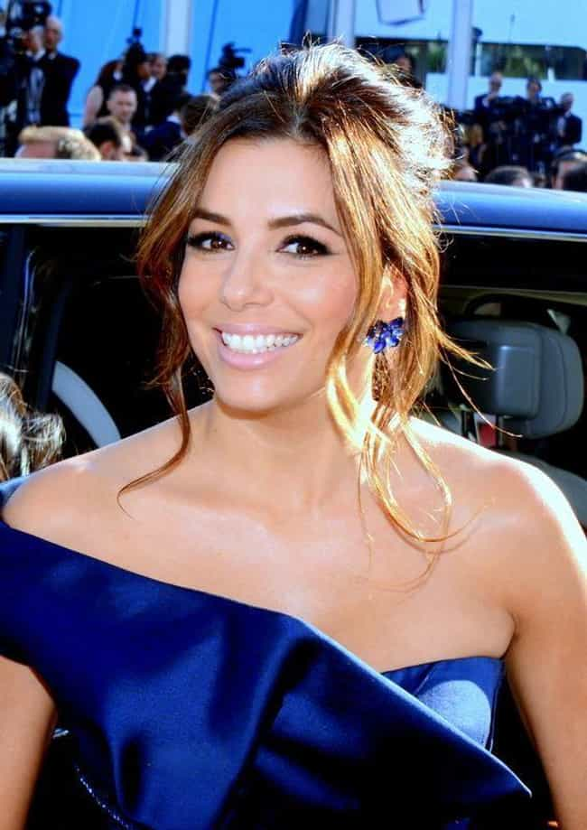 Eva Longoria is listed (or ranked) 3 on the list 42 Celebrities Who Started Charity Foundations