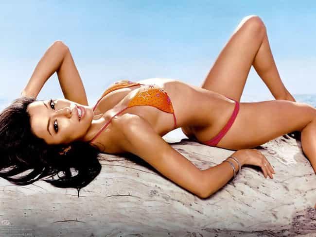 Eva Longoria is listed (or ranked) 3 on the list FHM Czech Republic's Hot 100 Women List 2012