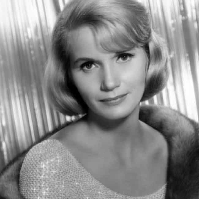 Eva Marie Saint is listed (or ranked) 4 on the list Celebrities Who Were in Delta Gamma