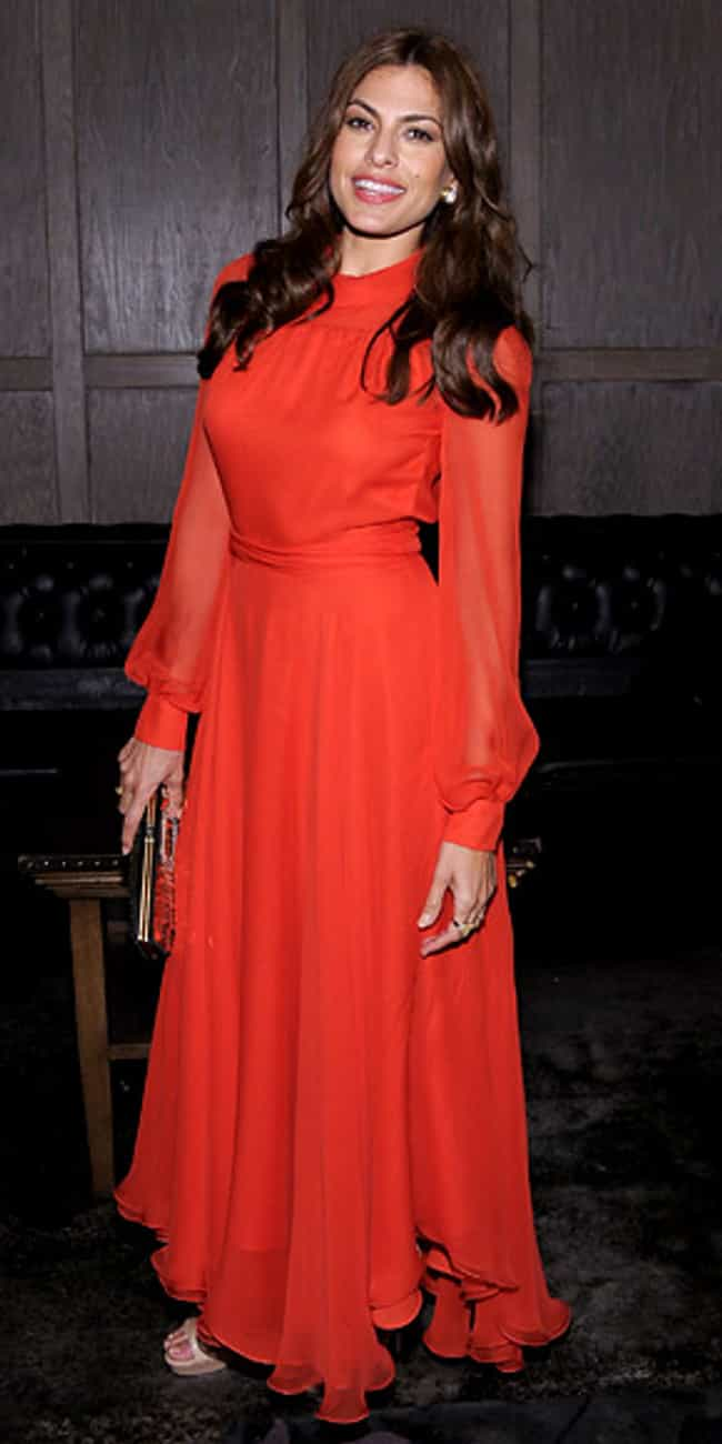 Eva Mendes is listed (or ranked) 3 on the list Celebrities in Gucci Dresses